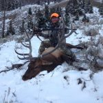 Guided Elk Hunts provide the experience of a lifetime in Wyoming with 307 outfitters