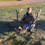 Trophy Elk Hunting in Wyoming permitted on North Fork of Shoshone National Forest