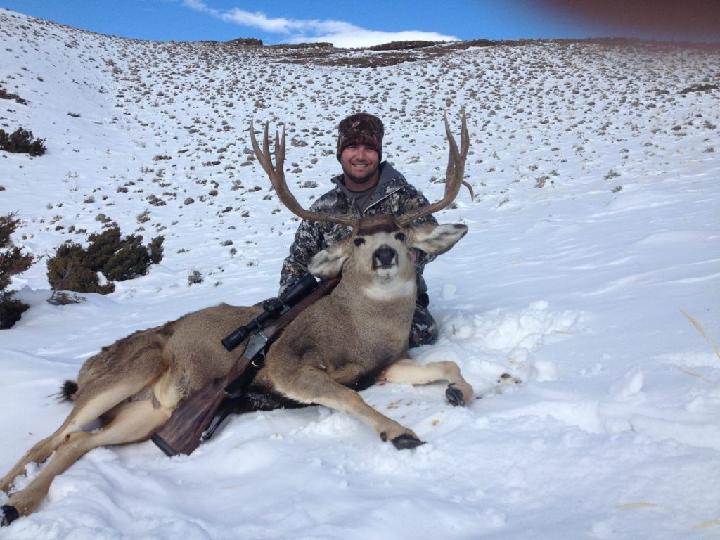 Trophy Mule Deer Hunting guided by 307 outfitters in Wyoming