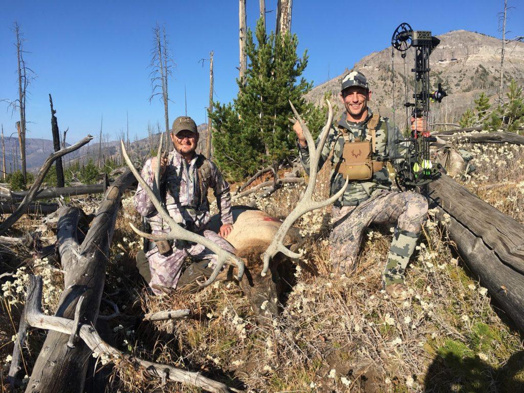 307 Outfitters unit 55 archery elk hunts